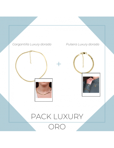 Pack Luxury Dorado