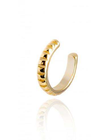 Ear cuff Cleopatra dorado